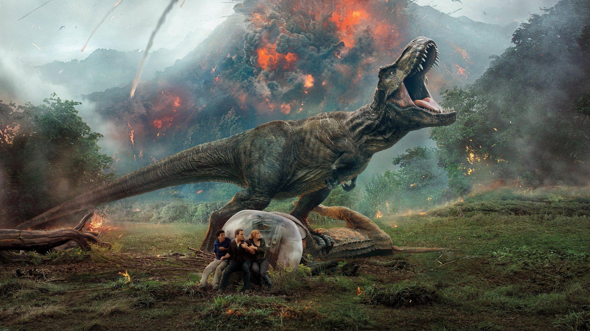 Fondos De Pantalla De Jurassic World 2 El Reino Caído