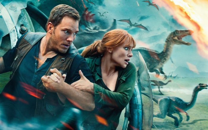 Jurassic World 2 El Reino Caído Wallpapers HD