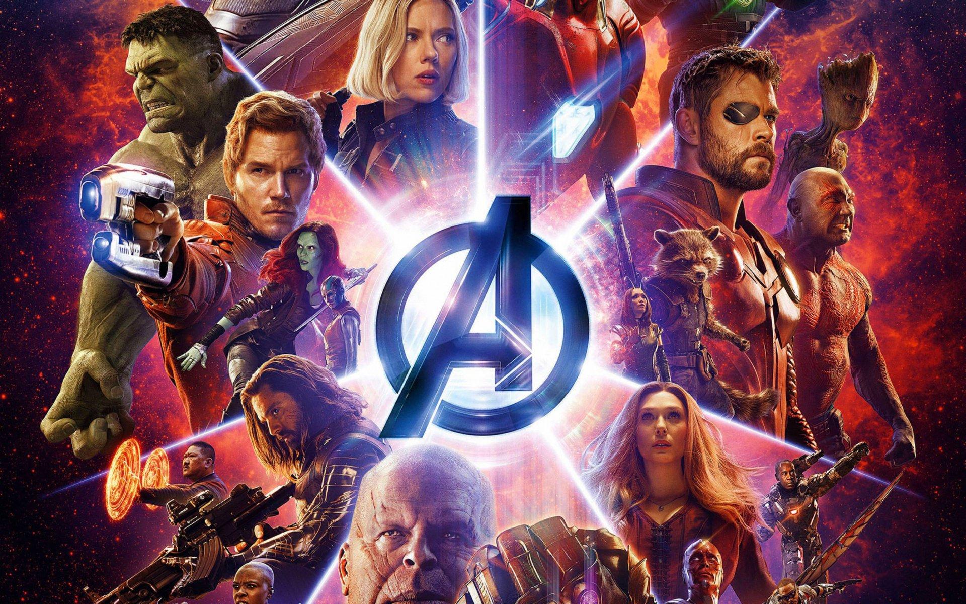 Fondos de Los Vengadores Infinity War, Wallpapers Avengers