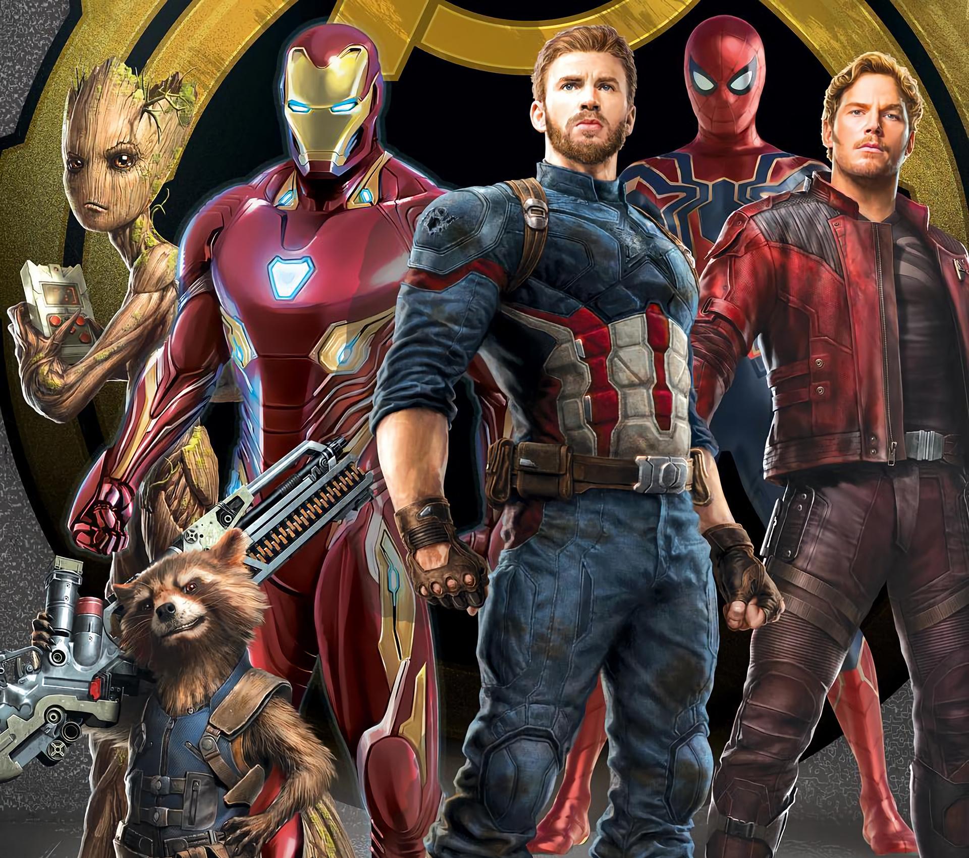 Fondos De Los Vengadores Infinity War Wallpapers Avengers
