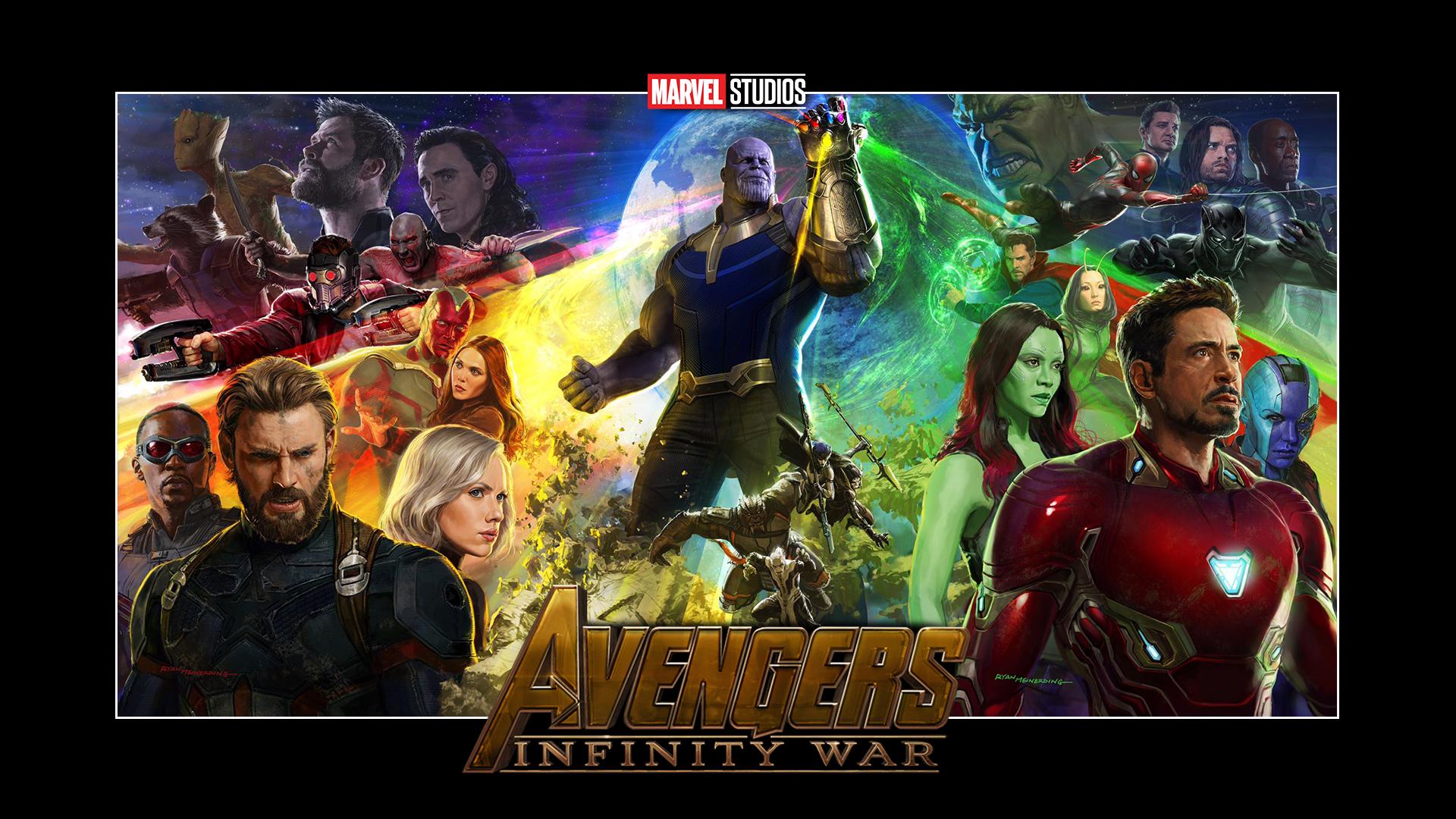 10 New Avengers Infinity War Desktop Wallpaper Full Hd: Fondos De Los Vengadores Infinity War, Wallpapers Avengers