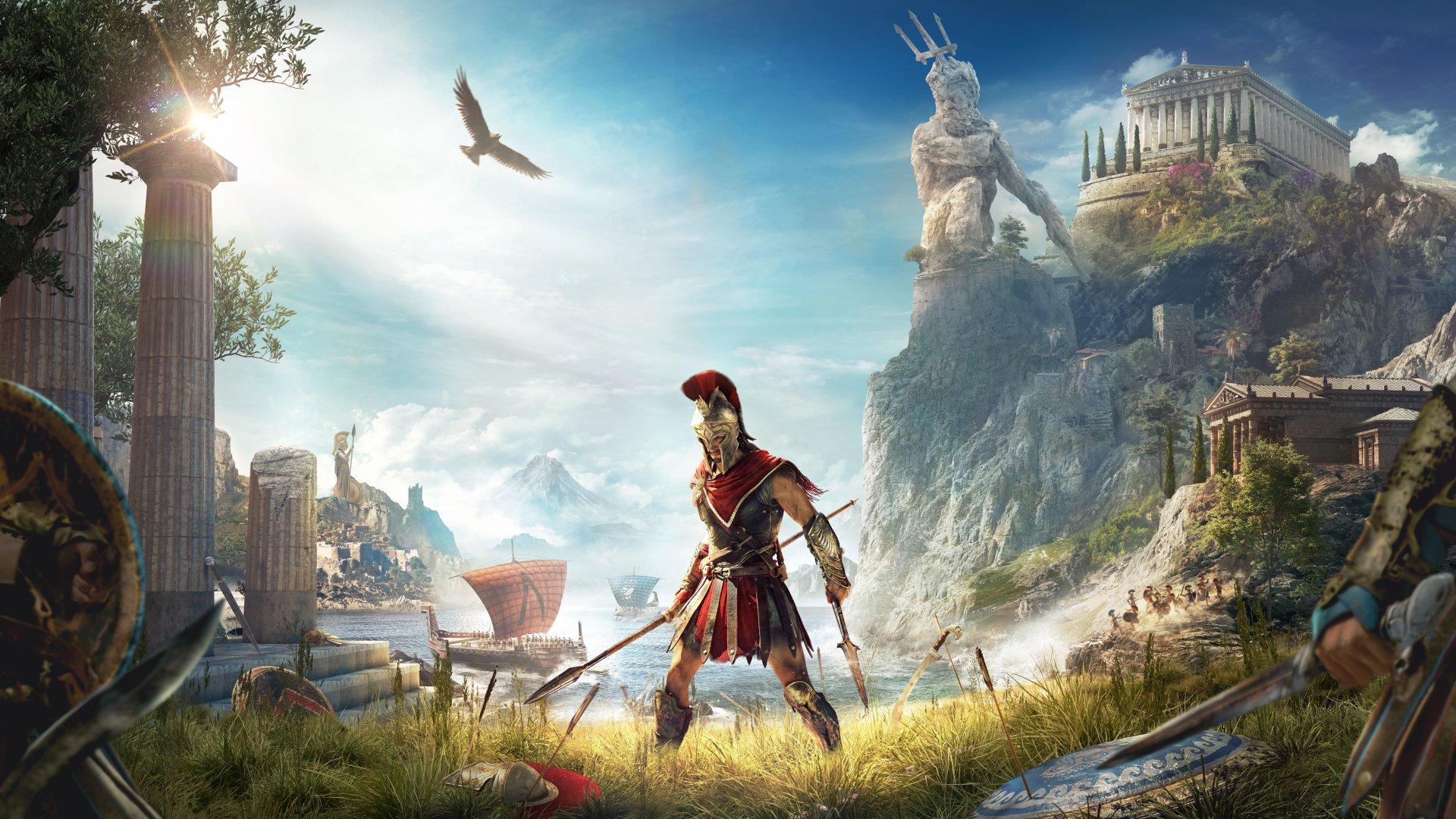 Fondos De Pantalla Assassins Creed Odyssey Wallpapers