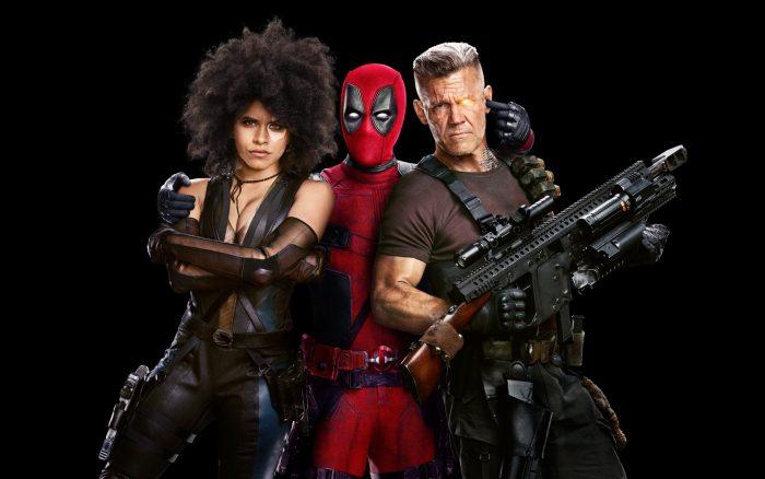 Fondos de pantalla de Deadpool 2