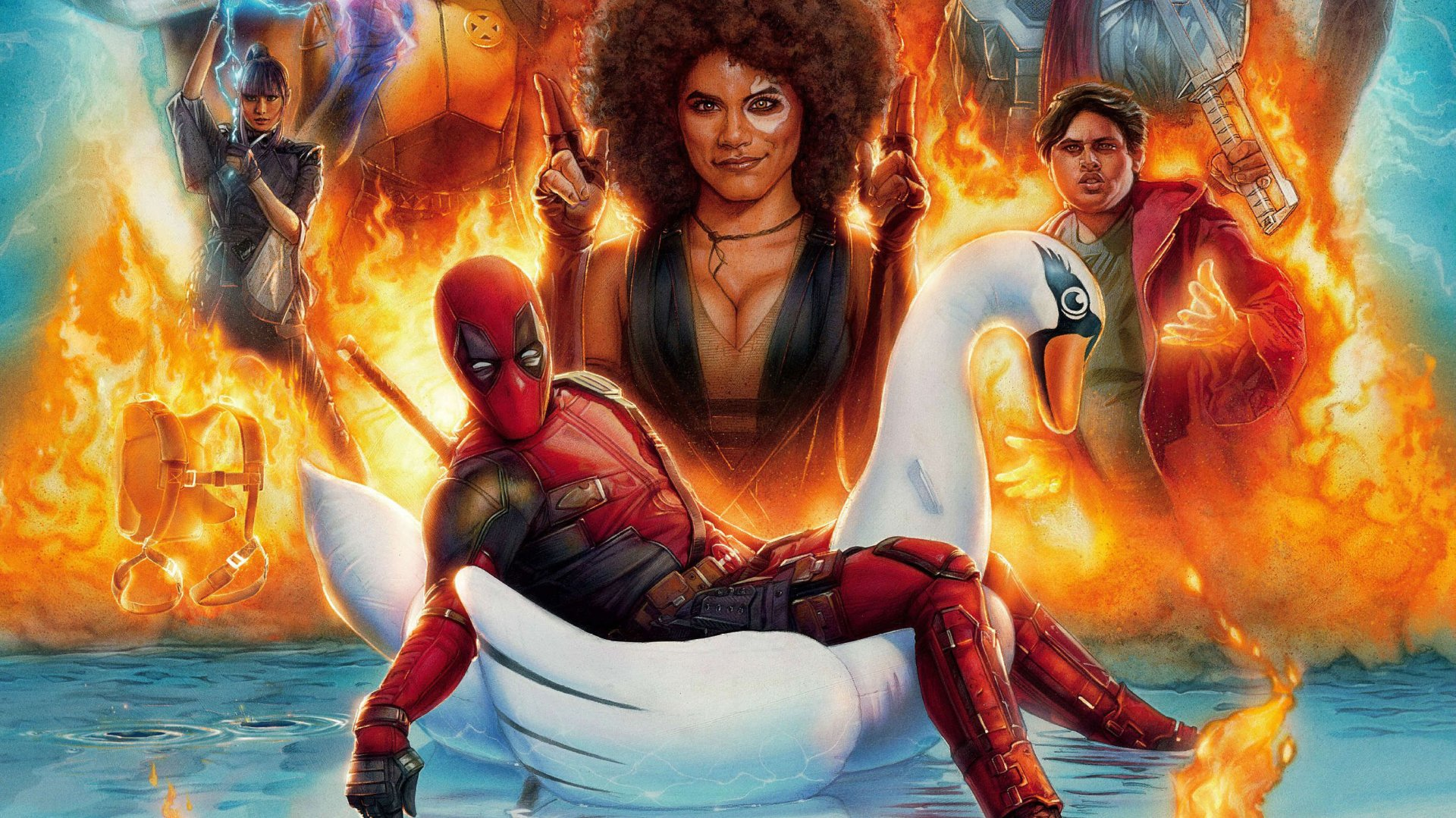 Fondos En Hd Para Pc: DeadPool 2, Fondos De Pantalla De Deadpool 2, Wallpapers