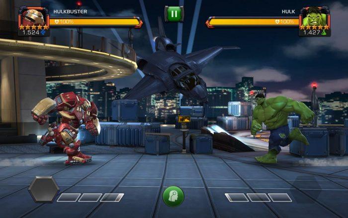 Juego de Los Vengadores Infinity War Gratis para Android e IOS