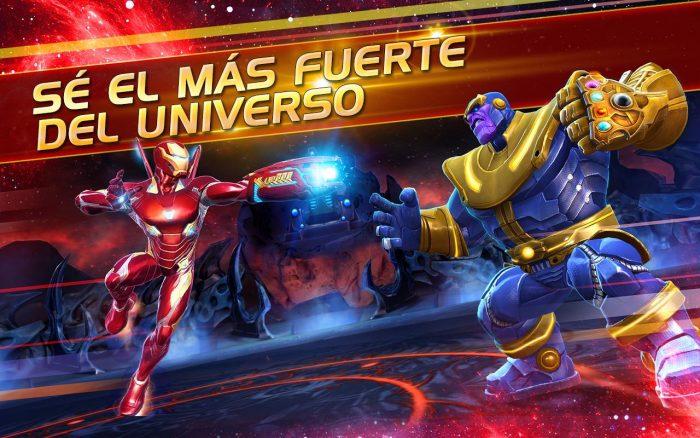 Juego de Los Vengadores Infinity War Gratis