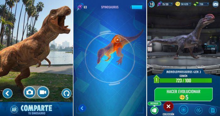 Descargar Jurassic World Alive Gratis