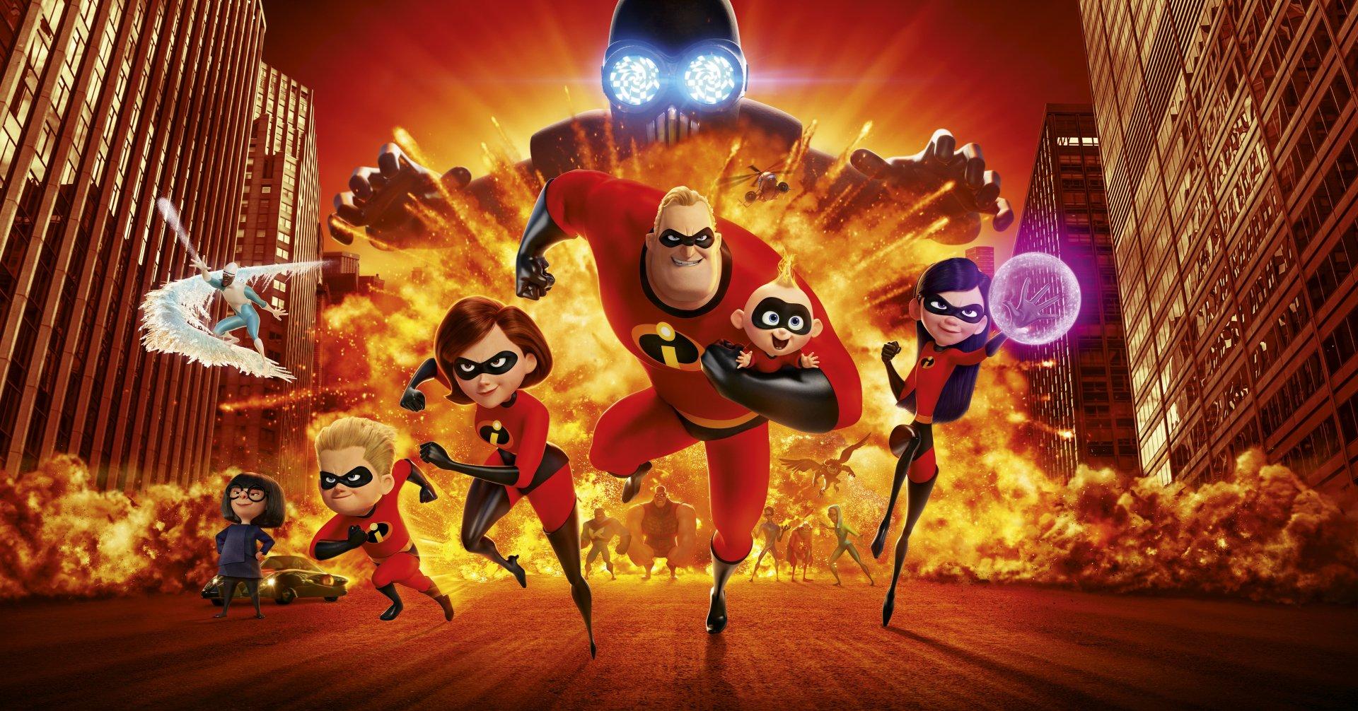 Fondos De Pantalla De Los Increibles 2, The Incredibles