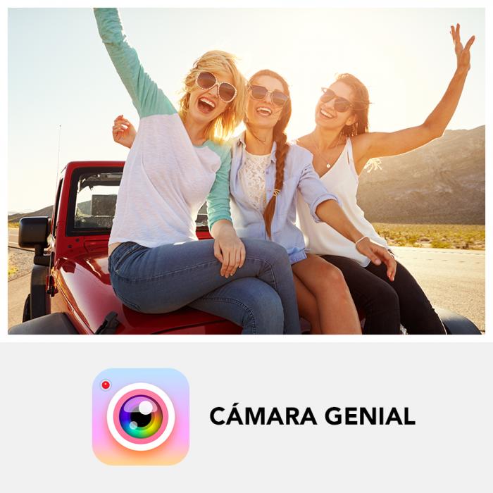 Sweet Camera, Filtros para Selfie y Cámara Belleza