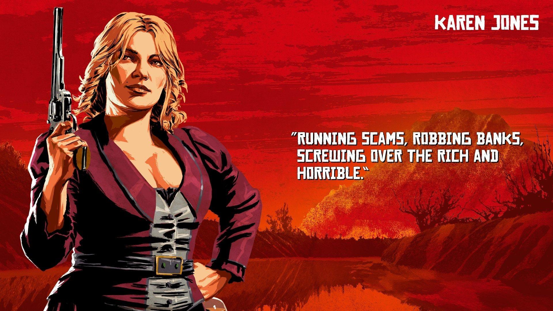 Imágenes Y Fondos De Red Dead Redemption 2 Wallpapers Gratis