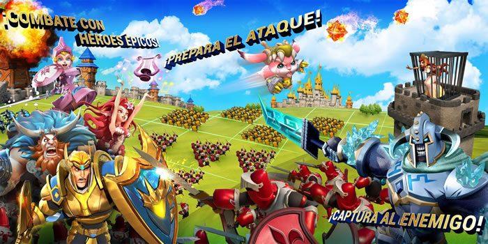 Lords Mobile : Guerra de Reinos Gratis