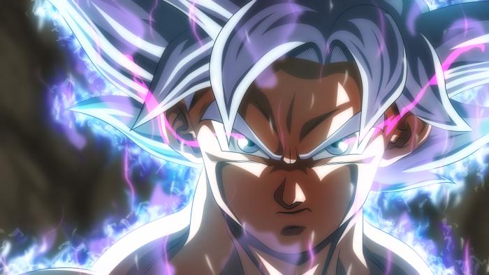 Goku en Untra Instinto