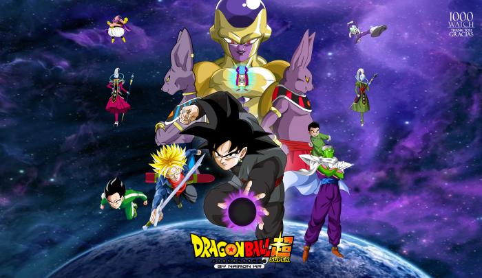 Fondo saga Goku Black