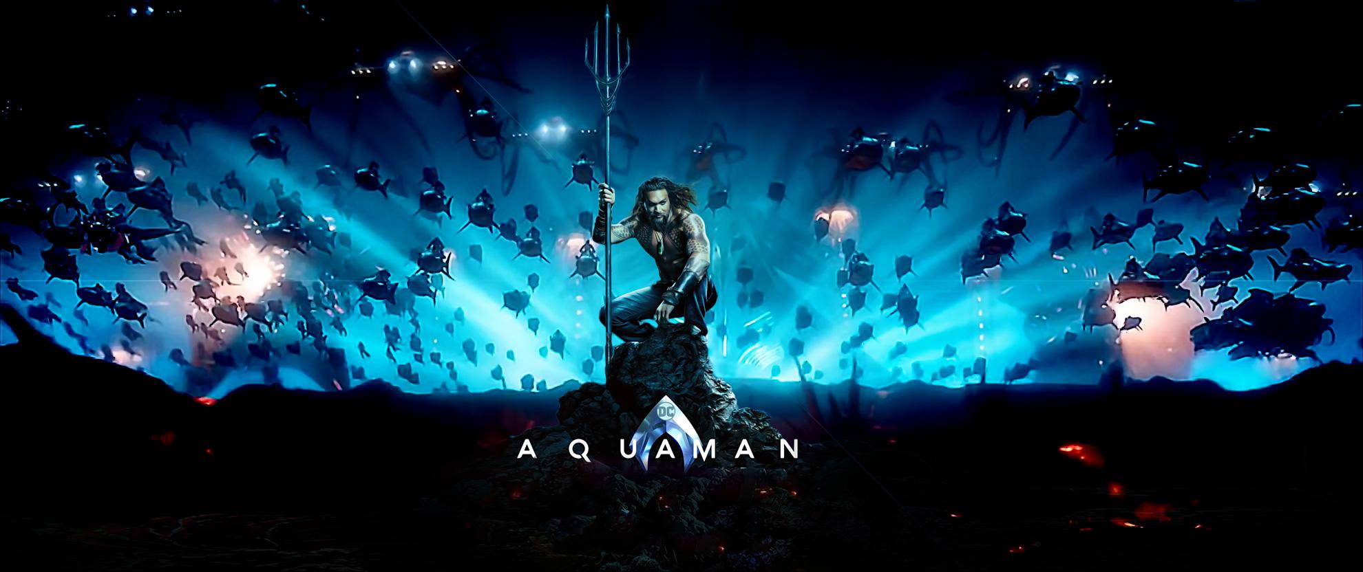 Fondos Aquaman 2018, w...