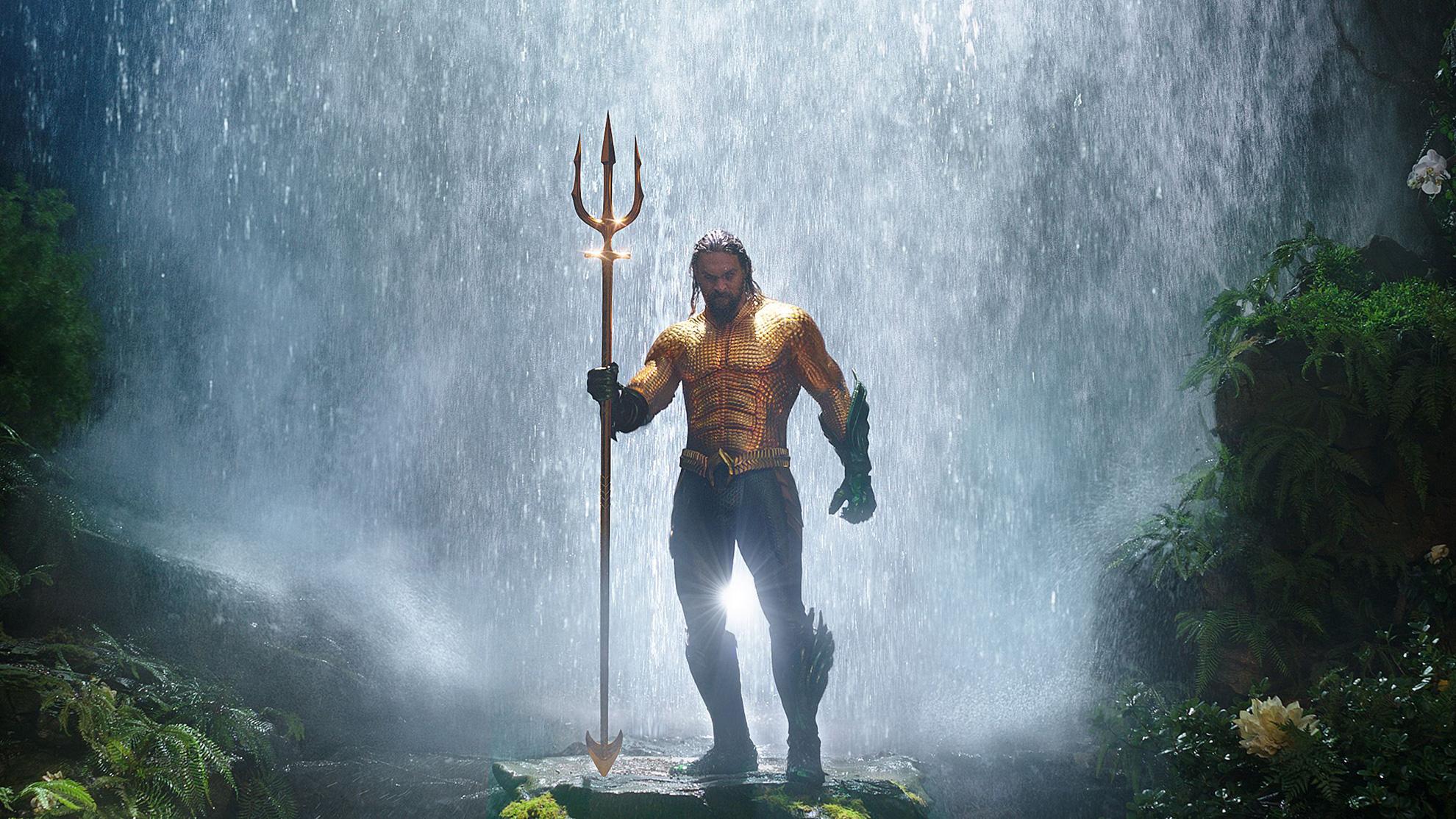 Fondos Aquaman 2018, Wallpapers Aquaman DC Comics