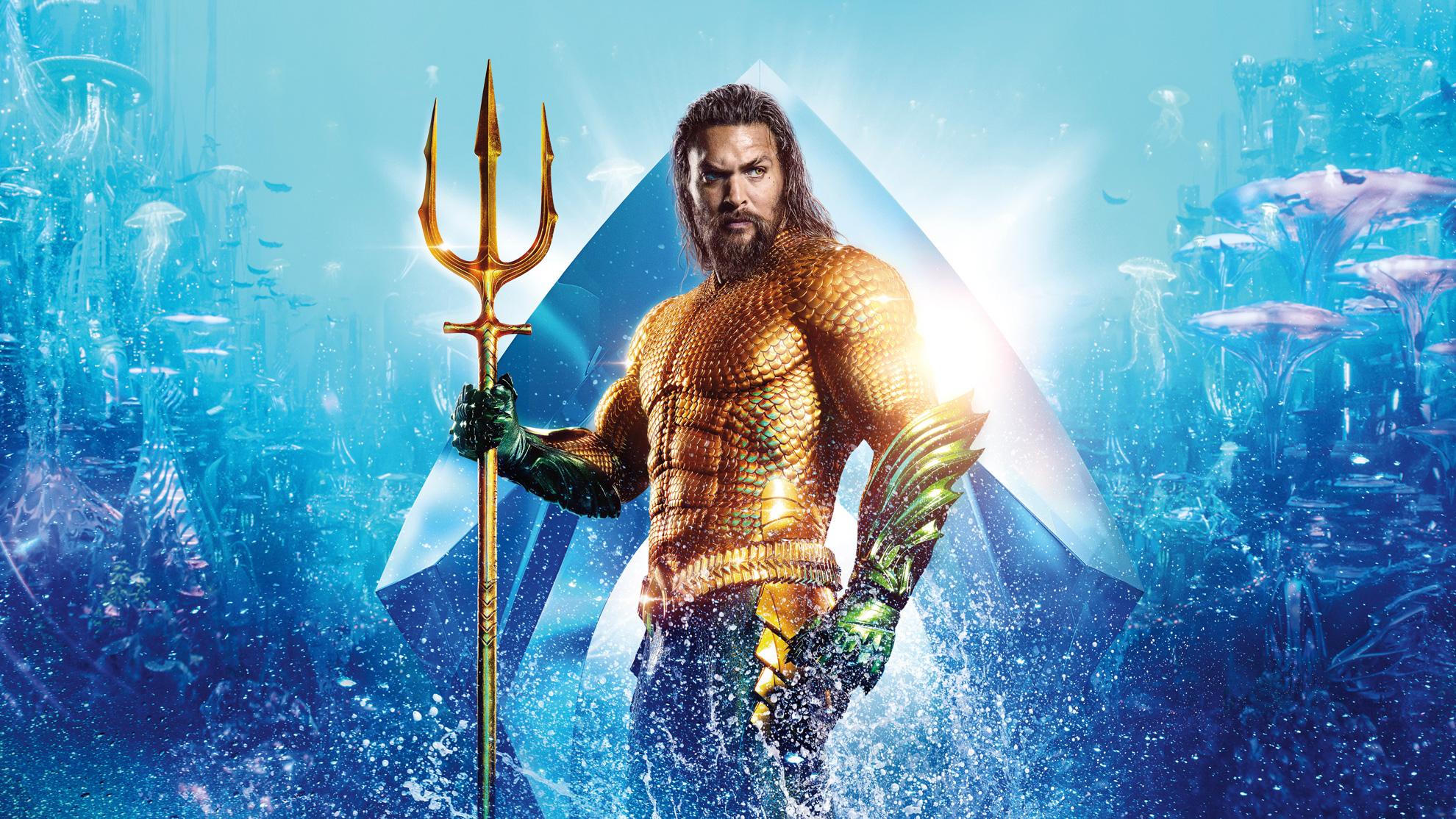 Fondos De Escritorio Hd Dc: Fondos Aquaman 2018, Wallpapers Aquaman DC Comics