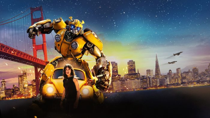 Bumblebee 2018 wallpapers gratis
