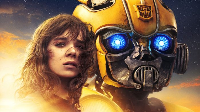 Wallpapers Bumblebee 2018