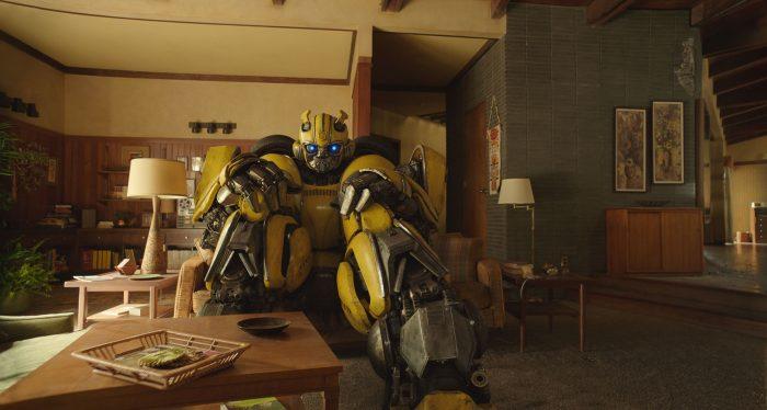 Bumblebee 2018 pelicula fondos hd