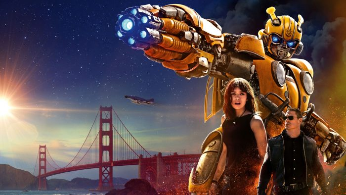 Bumblebee 2018 wallpapers