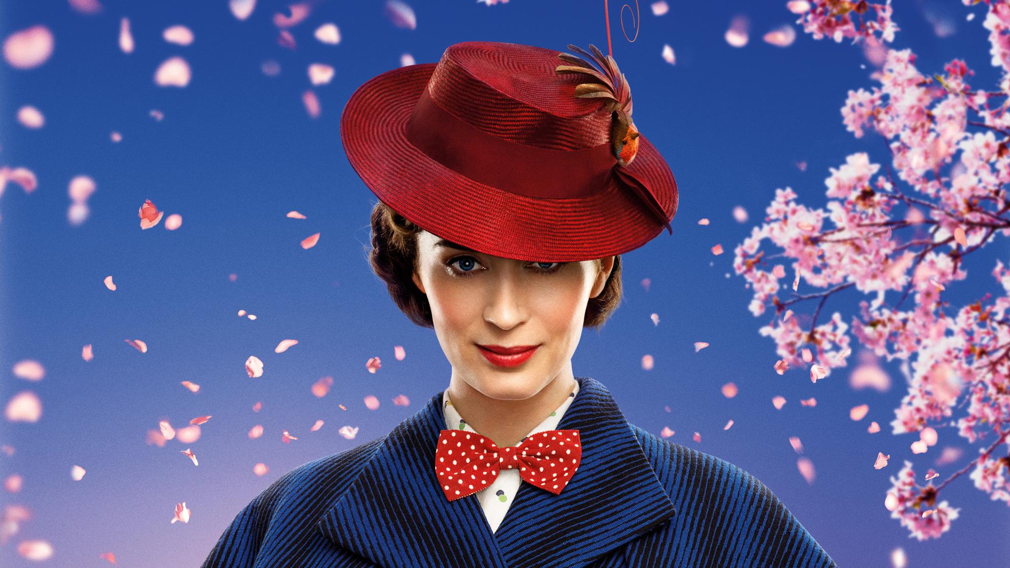 Mary Poppins Dibujos Para Colorear: Fondos Mary Poppins Returns 2018 Disney, Wallpapers