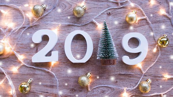 Felicitar Año Nuevo 2019, Imágenes Y Tarjetas De