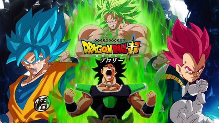 Película de Dragon Ball Super Broly