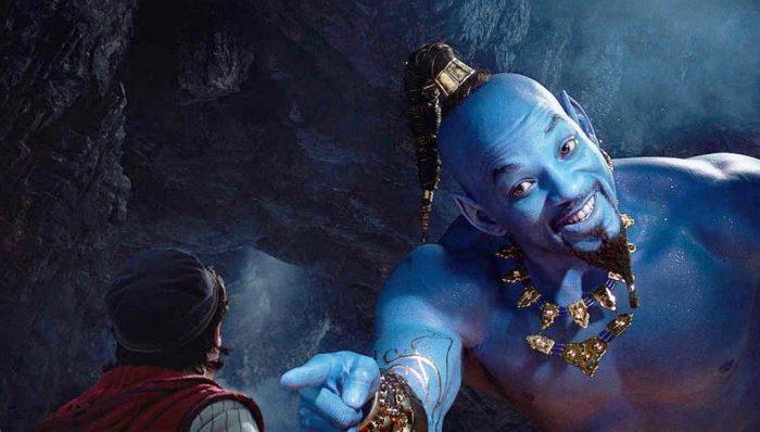 Trailer De Aladdin 2019 En Espa 241 Ol