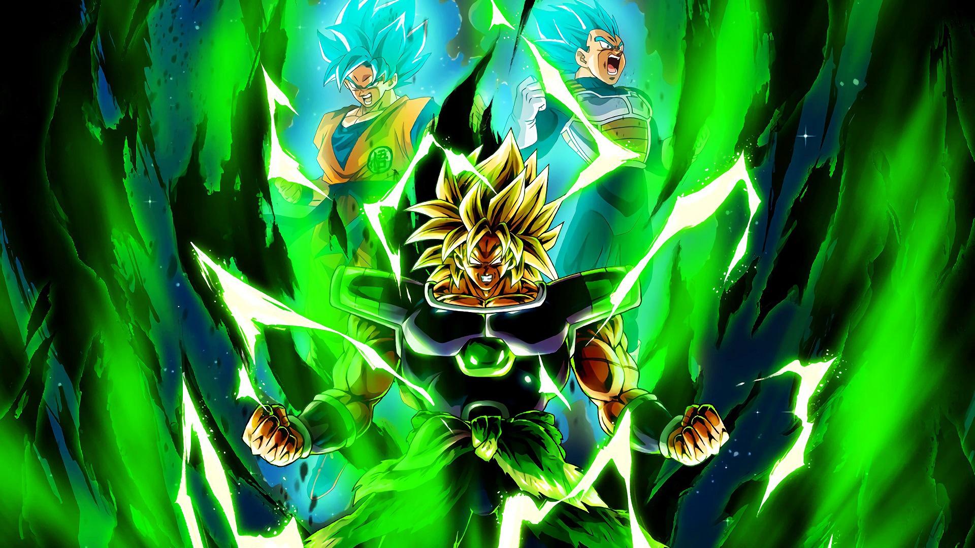 Son Goku De Dragon Ball Z Fondo De Pantalla Super Saiyan: Imágenes Y Fondos De Pantalla De Dragon Ball Super Broly