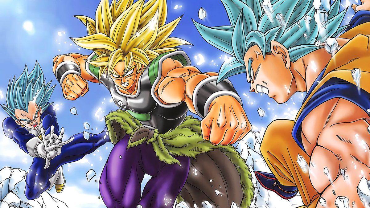 Imágenes Y Fondos De Pantalla De Dragon Ball Super Broly