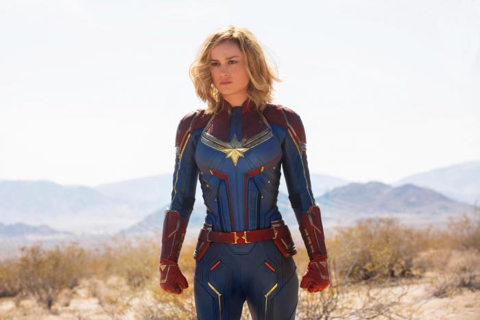 Fotos de Capitana Marvel