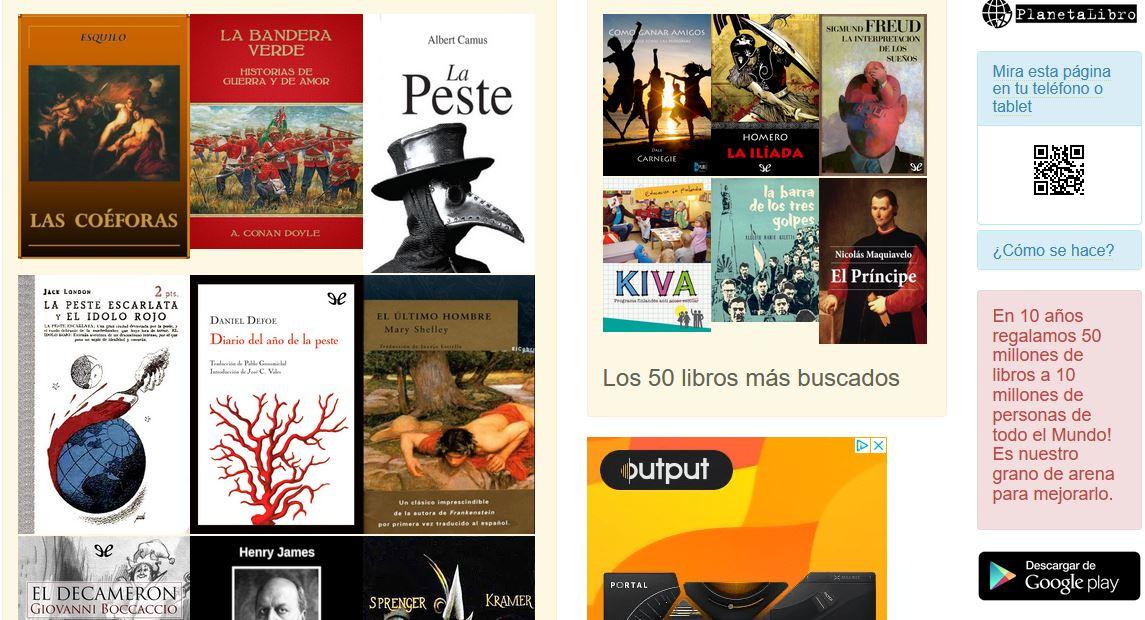 Libros Gratis en PDF y ePUB para leer y descargar gratis